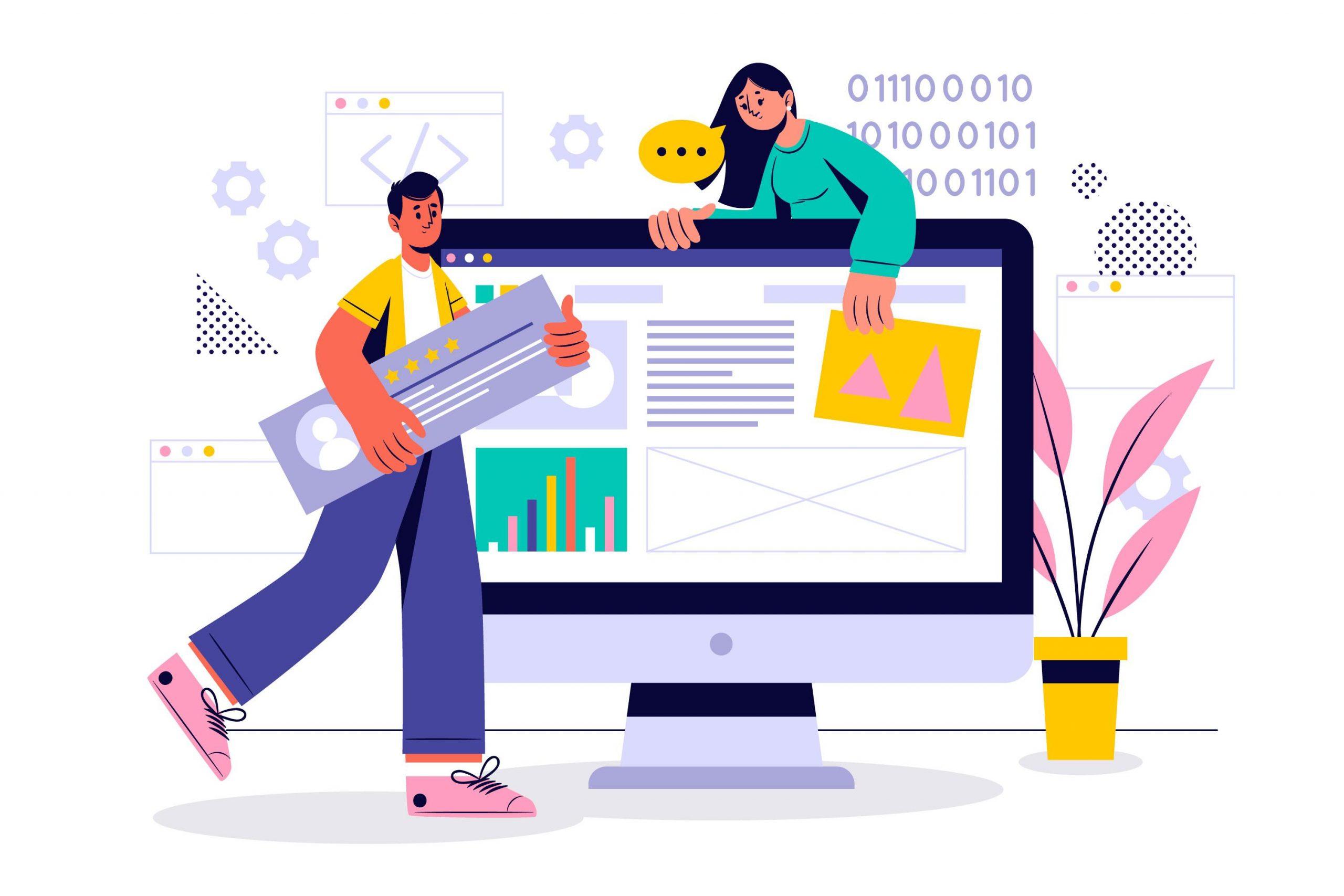 crea tu página web en 5 pasos